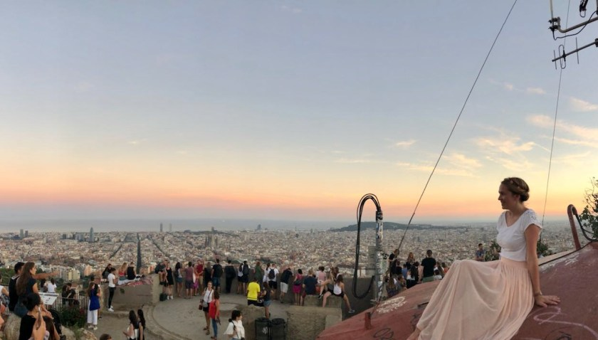 Barcelona Reisetipps Best Viewpoint