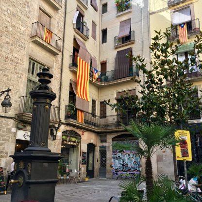 Barri Gòtic Barcelona