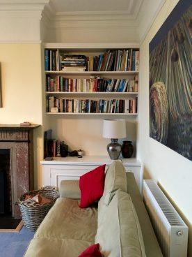 Gemütliches Wohnzimmer im Riverside Alnmouth