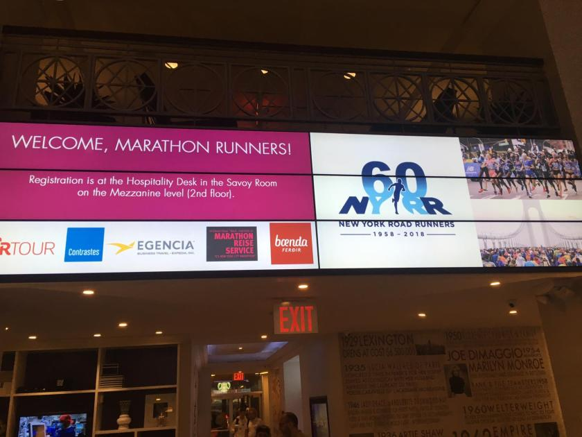 Marathon Reise Service