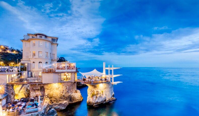 Restaurant Nizza Le Plongeoire