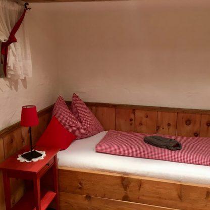 Zweites Schlafzimmer im UG