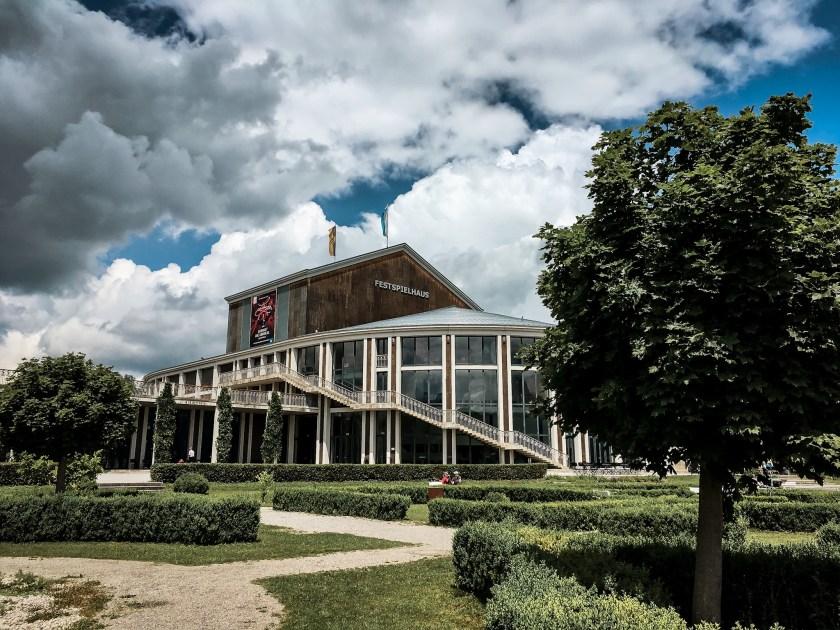 The Festspielhaus