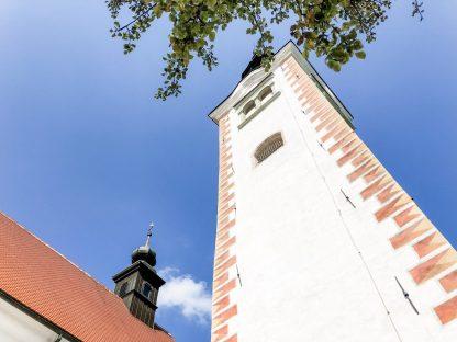 Wish-Church Insel Bled