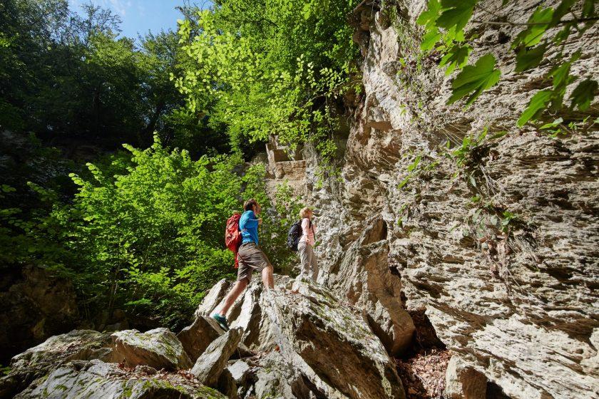 Dinsterbachschwinde near Questenberg (c) Harzer Tourismusverband, M. Gloger (92) for Croatia - folder Shooting 16