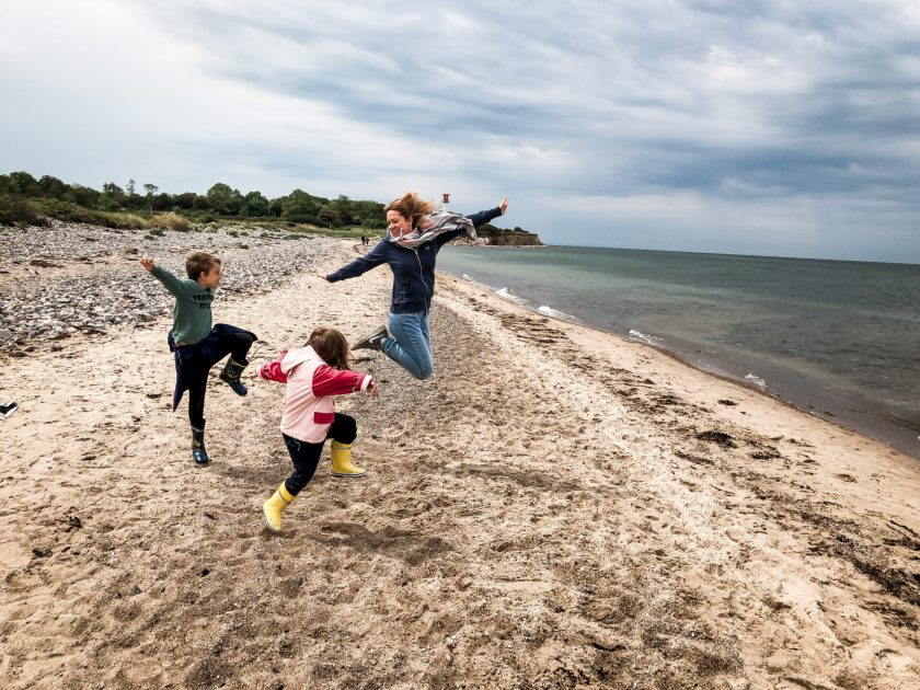 Baltic vacation with children Schleswig Holstein