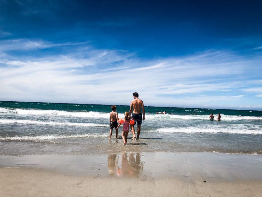 Der Strand von Ostriconi