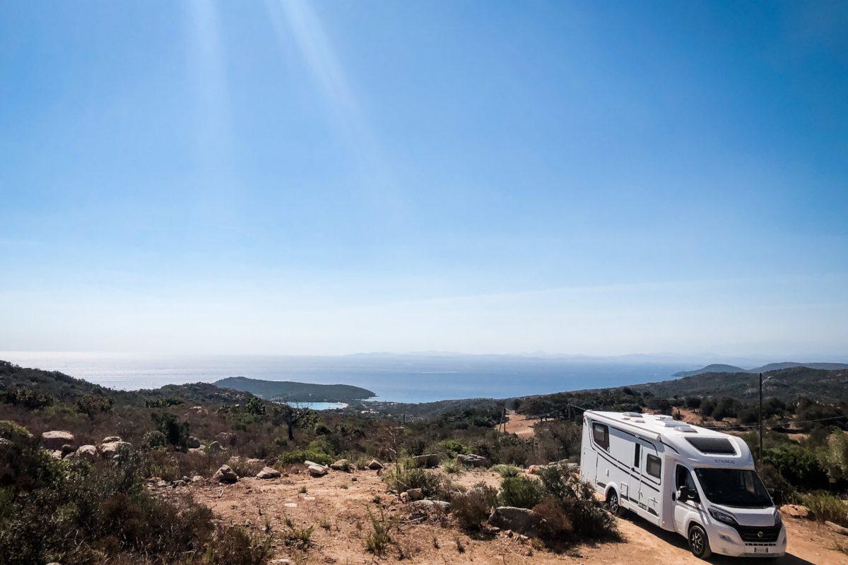 Corsica by camper
