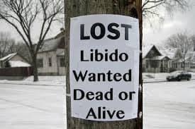 lost libido