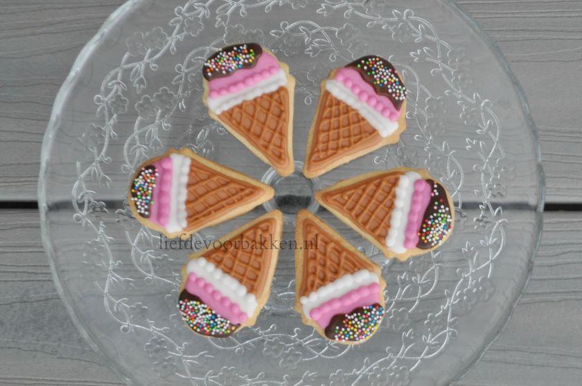 IJsjes koekjes