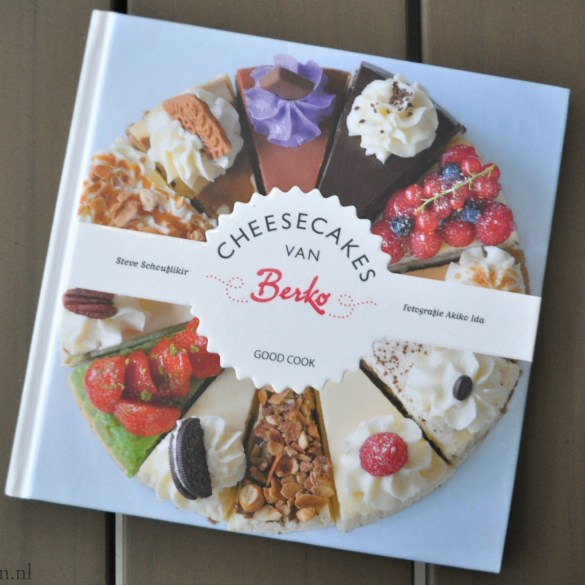 Review: Cheesecakes van Berko