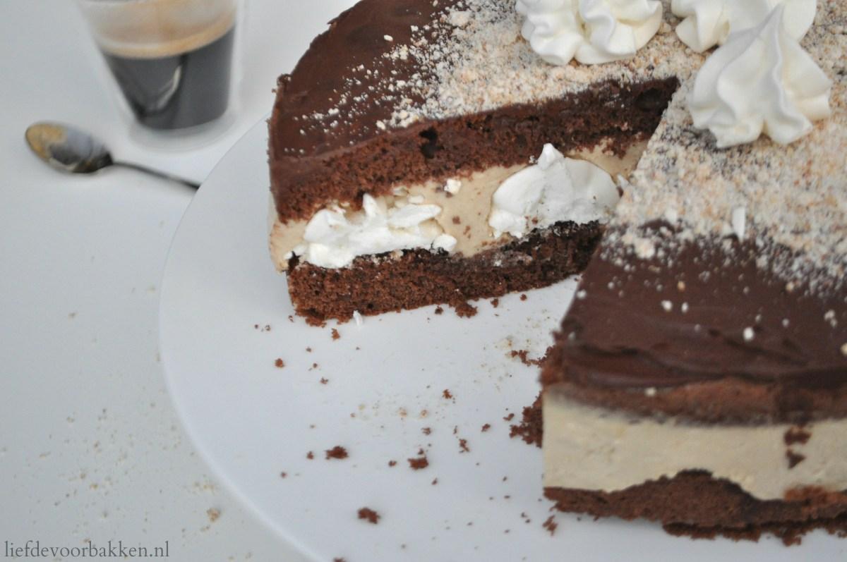 Latte Macchiato taart