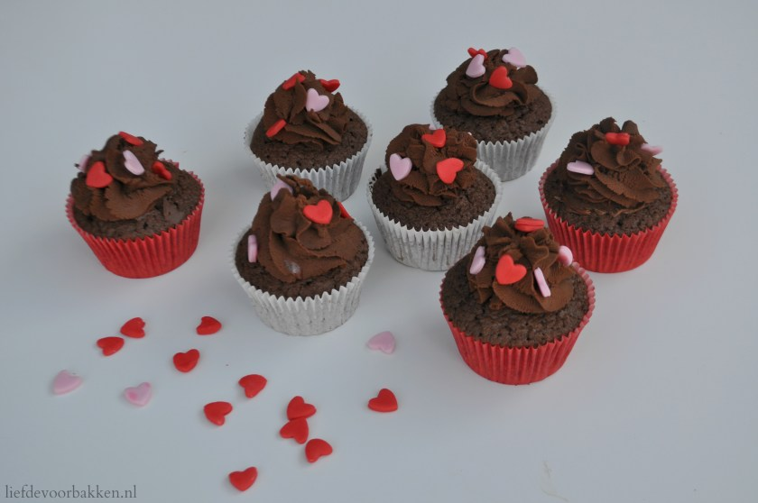 Nutellacupcakes