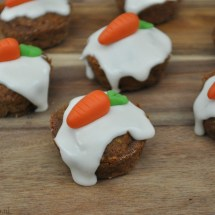 Mini carrotcake