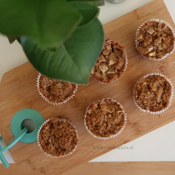 Video: Ontbijt muffins met havermout en peer
