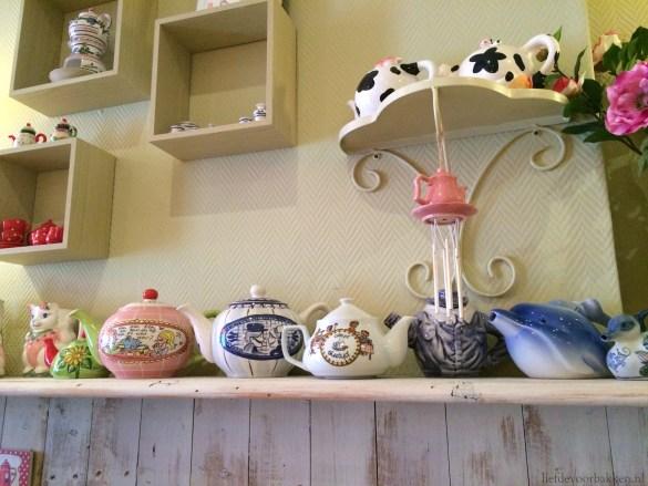 Hotspot: Gumbleton's Tearoom in Hoorn