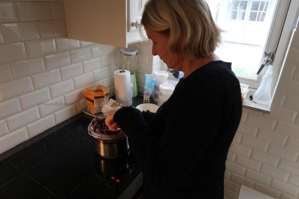 Plog #5 – chocolade bakmarathon