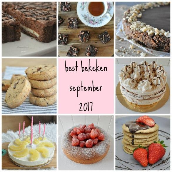 Best bekeken recepten van september