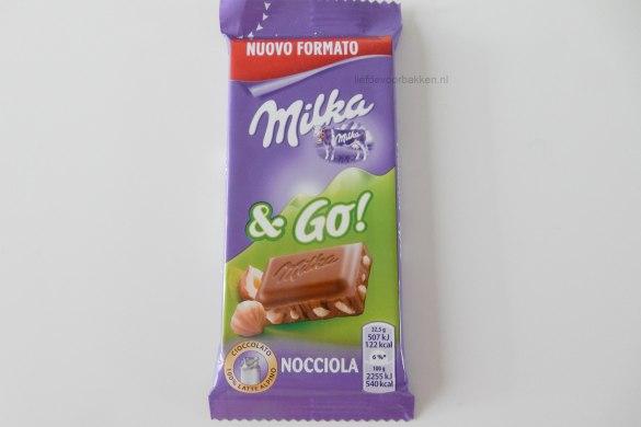 Minikoekjes met Milka