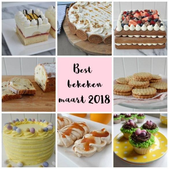 Best bekeken recepten maart 2018