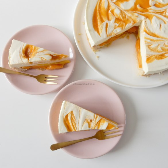 Abrikozen taartje