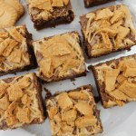 Speculoos brownies