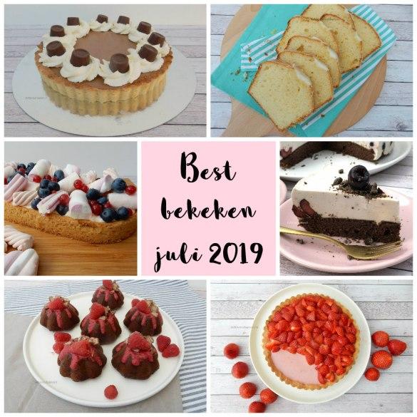 Best bekeken recepten juli 2019
