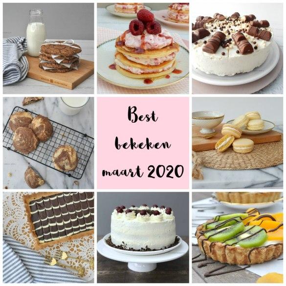 Best bekeken recepten maart 2020
