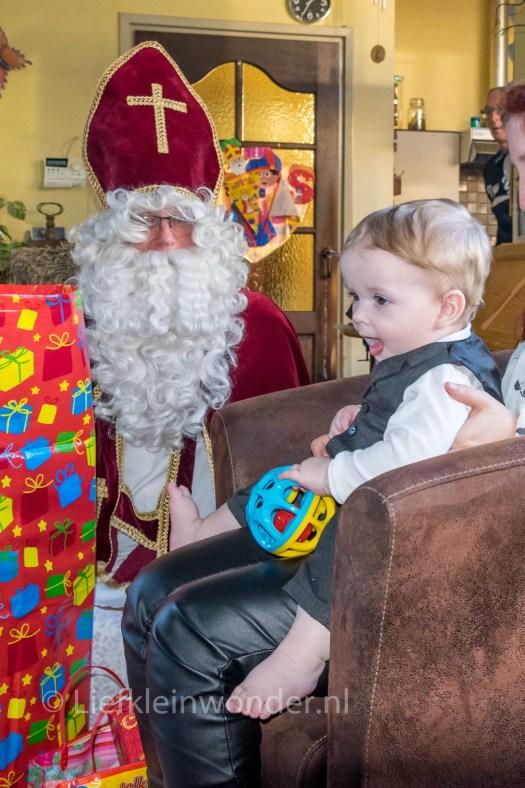 Jayden's eerste Sinterklaas, sinterklaas en zwarte piet, sinterklaas