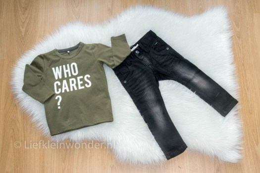 Shoplog: Name it babykleding sale who cares zpijkerbroek