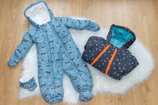 Shoplog Hema babykleding - baby skipak winter