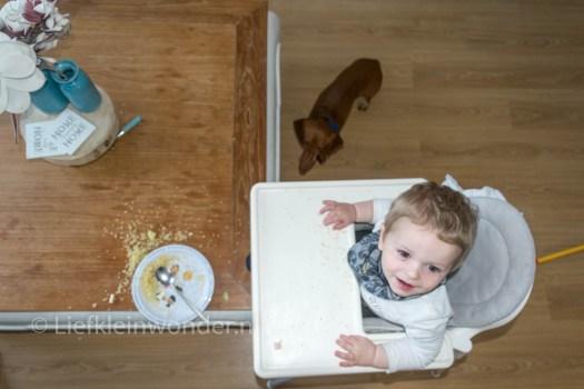 Jayden 15 maanden en 2 weken oud - dreumes bulgur salade