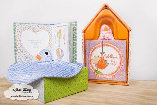 Win actie vogelhuisje baby jongen meisje kraamcadeau pauline oud mama blog