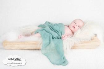 Newborn shoot baby blog mama Aiden baby