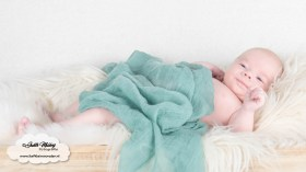 Newborn shoot baby blog mama Aiden baby
