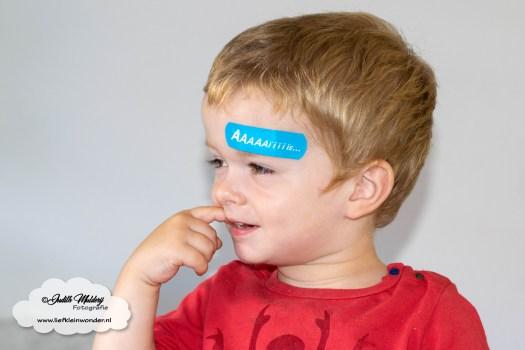 NewPharma de online drogisterij review gevoelige huid baby en mama producten mama blog www.liefkleinwonder.nl La roche-Posay pleisters