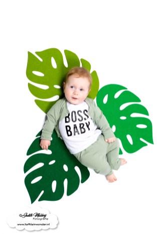 Dusty mint babykleding broekje vestje handgemaakt handmade little adventure brandrep review mama blog www.liefkleinwonder.nl