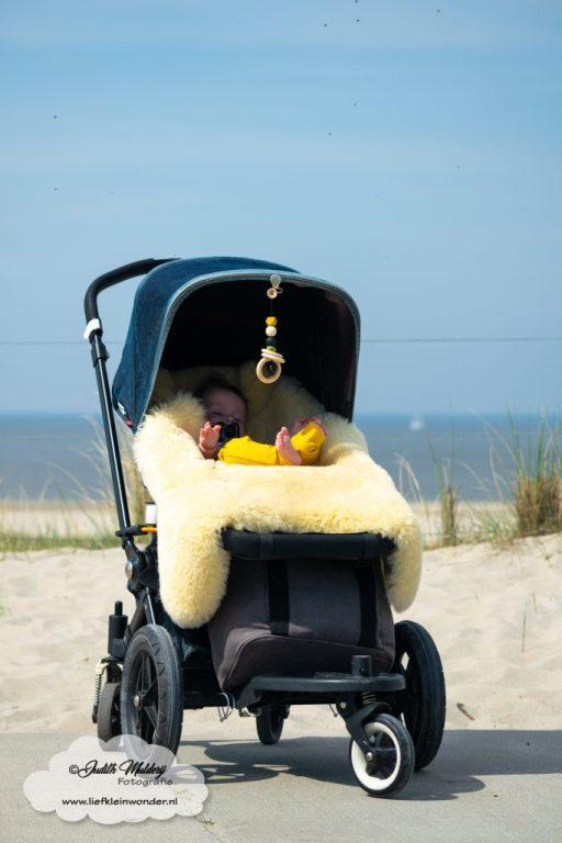 Finley 6 maanden oud ontwikkeling mama blog brandrep sizclothes baby half jaar www.liefkleinwonder.nl zitten nog niet goed  bugaboo buggy