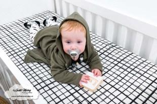 Soph's baby en kids brandrep review kinder kleding baby goedkoop mama blog www.liefkleinwonder.nl camo brush zwart wit monochrome broekje handgemaakt oversized hoodie groen