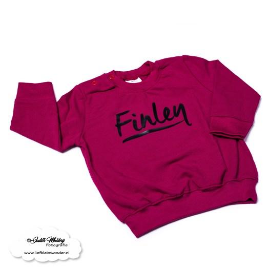 Kinderbijslag aankopen shoplog review mama blog babykleding jongens kleding shoppen brandrep fotograaf Crea by Corine sweaters strijkapplicatie