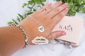 Kaya sieraden ketting sieraad met vingerafdruk maken bestellen review mama blog