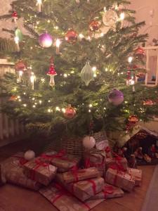 Cadeautjes onder de boom