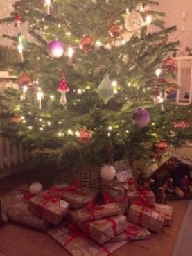 Zou de kerststal dit jaar ook kunnen staan??? Met onze kleine spruit???