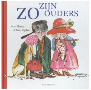 Zo zijn ouders prentenboek