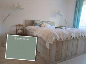 slaapkamer early dew