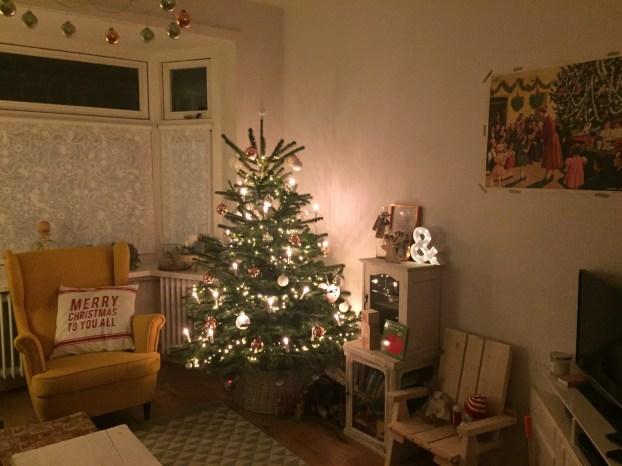 kerst sfeer