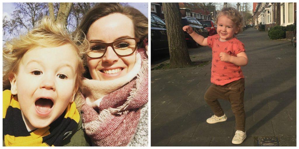 Life of lief thuis Maart; Jubileum, taartjes, buitenspelen en lopen lopen lopen…