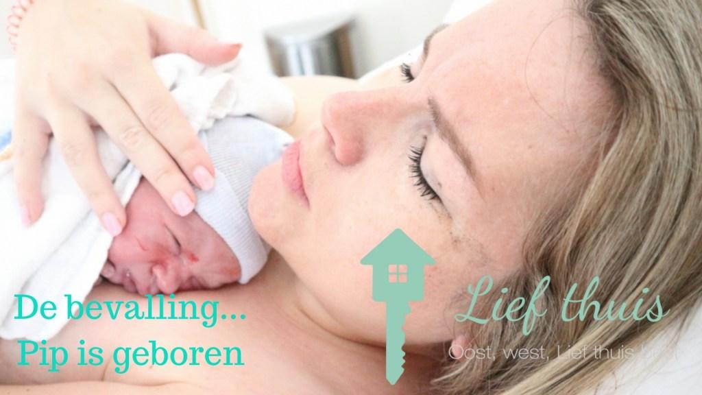 De bevallingsvideo…sneltrein, puffen en hij is er…..(Geen dirty stuff)