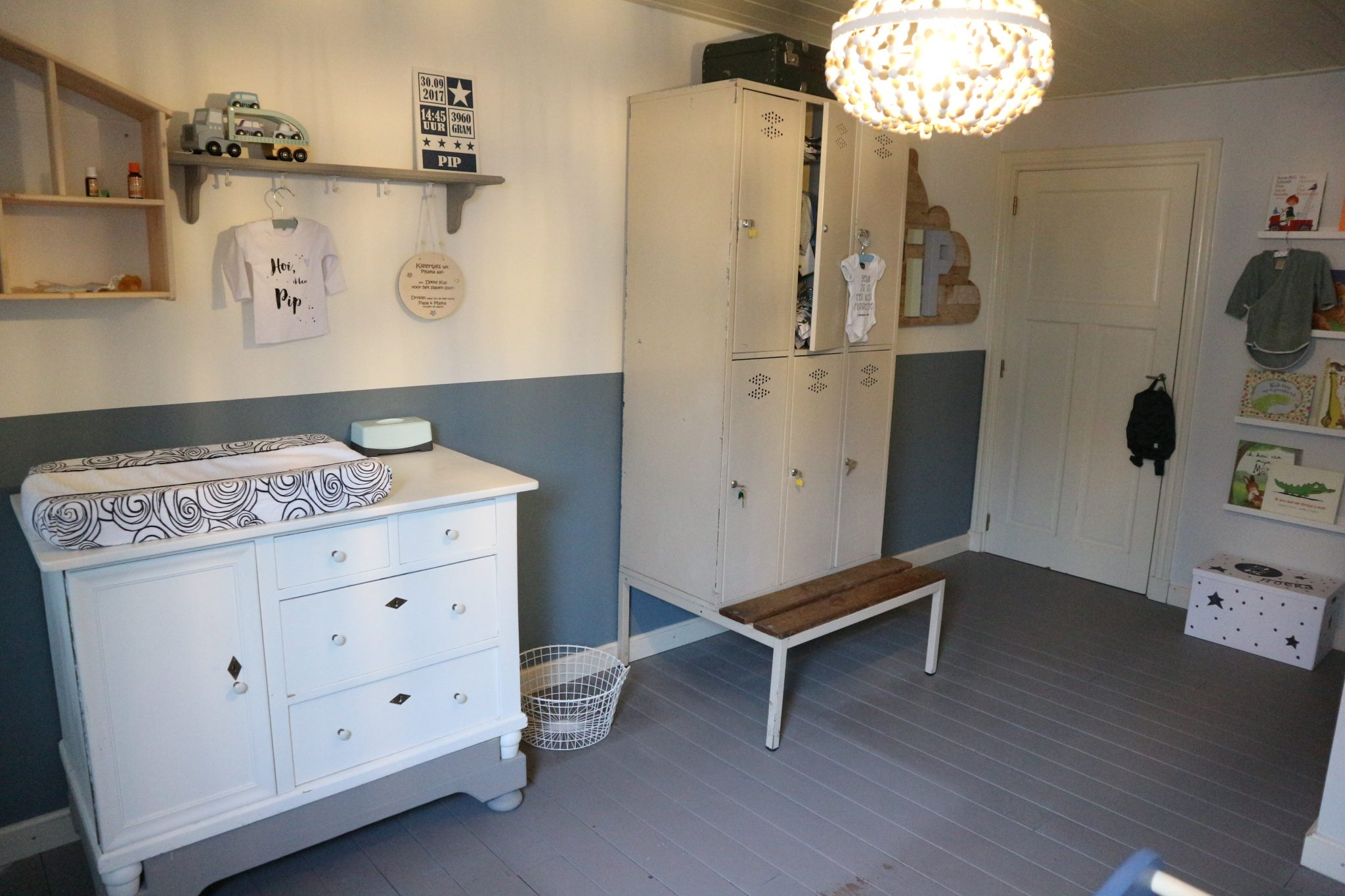 Babykamer In Hoek : Babykamer roomtour van pip lief thuis