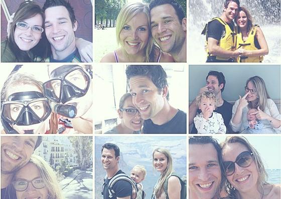 11 jaar samen…11 jaar aan herinneringen…
